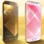 Samsung predstavio zlatni S4
