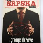 Predstavljen prvi broj magazina The Srpska Times