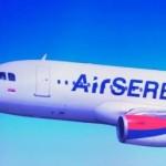 Novi avion Er Srbije na letu za Berlin