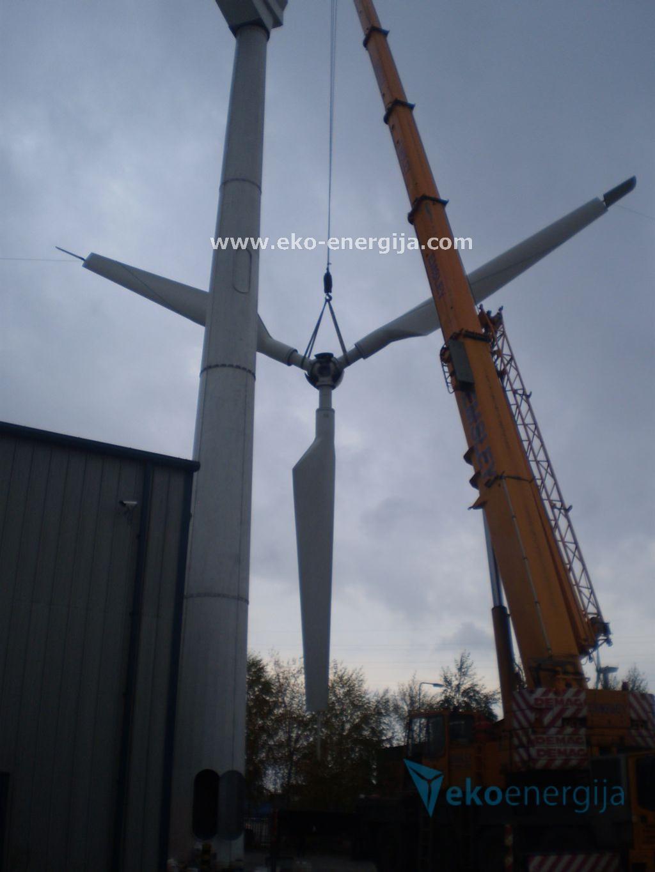 postavljane vjetroelektrane