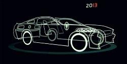 Ford Mustang za 2014. biće predstavljen 5. decembra