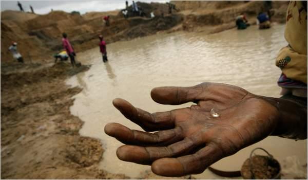 U Zimbabveu otkrivena nova polja dijamanata površine manje države?