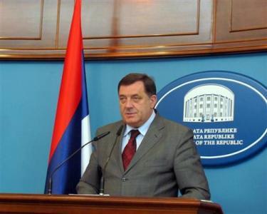 Dodik: Šteta od poplava milijardu KM