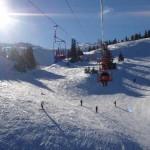 Jahorina prekrivena snijegom