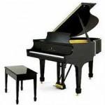 Sve manje tržište klavira
