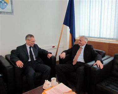 Unaprijediti bilateralnu poslovnu saradnju resornih ministarstava BiH i Rusije