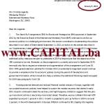Ekskluzivno: Novo pismo namjera MMF-u!!!