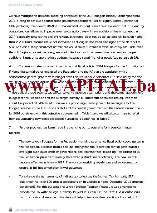 Dodatno pismo namjera MMF str4.
