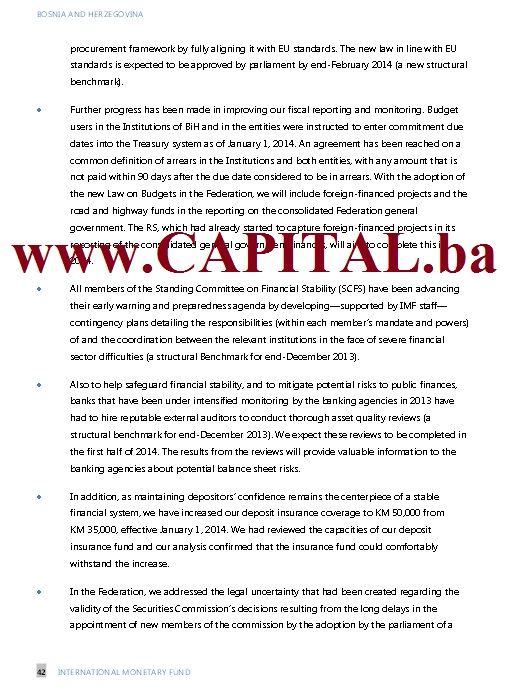 Dodatno pismo namjera MMF str6.