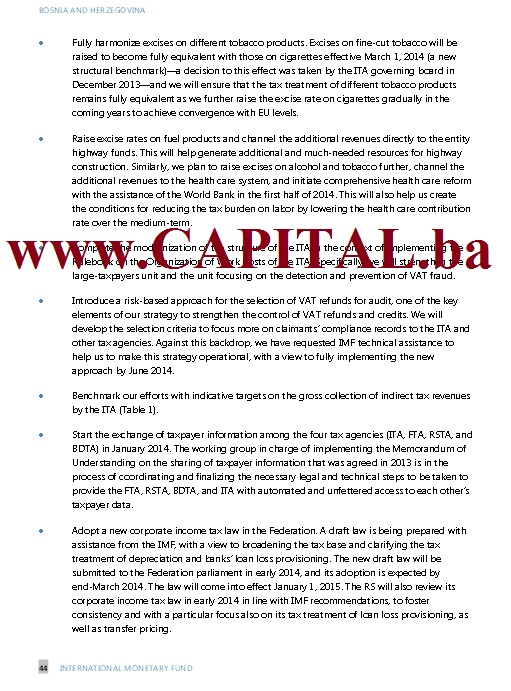 Dodatno pismo namjera MMF str8.