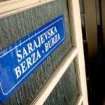 Na Sarajevskoj berzi promet 34.783 KM
