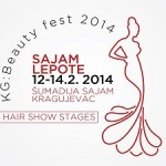 Najveće kompanije u oblasti kozmetike na Sajmu ljepote u Kragujevcu