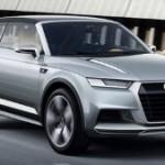 "Električni Audi ""Q8"" konkuriše Teslinom ""modelu X"""