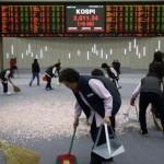 Azijske berze ojačale, evro pod pritiskom