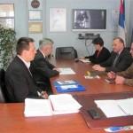 Čubrilović: U planu izgradnja zaobilaznice u Rogatici