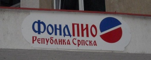 Fond PIO Srpske: Za 15.000 osiguranika doprinosi neredovni ili se ne uplaćuju