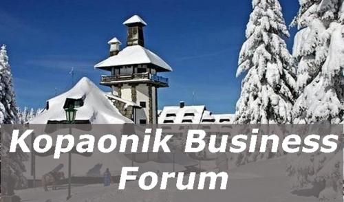 Kopaonik biznis forum od 4. do 6. marta