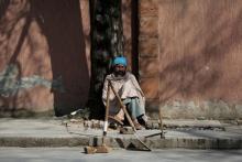 Život građevinskih radnika u Pakistanu