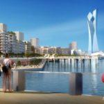 Početkom 2015. prvi radovi na projektu Beograd na vodi