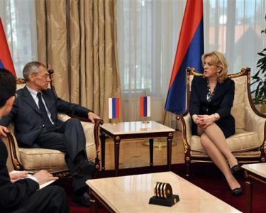 Zabilježen trend unapređenja privredne saradnje Rusije i Srpske