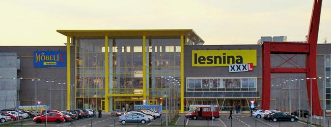 """""""Lesnina"""" gradi robnu kuću vrijednu 20 miliona evra"""