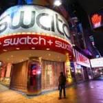 Švajcarska industrija satova nastavlja pad