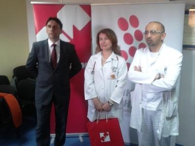 Mercator uručio donaciju Klinici za dječije bolesti KC Banja Luka