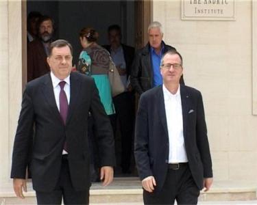 Dodik razgovarao sa privrednicima i bankarima iz Švajcarske