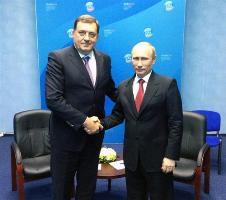 Polovinom septembra sa Putinom u Moskvi