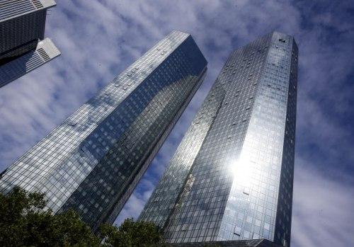 Deutsche Bank kažnjena sa 9,5 miliona dolara
