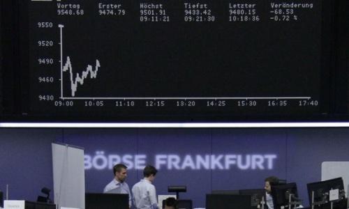 Evropske berze podstaknute bankarskim sektorom