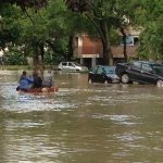 Poplave potopile industrijski rast