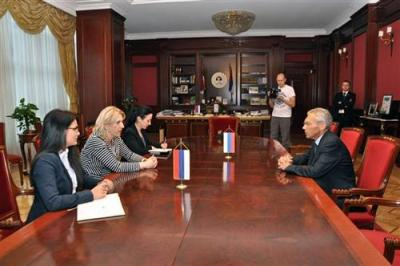 Nastaviti uspješnu saradnju Srpske i Rusije