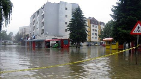 Potpisan sporazum o smanjenju rizika od poplava