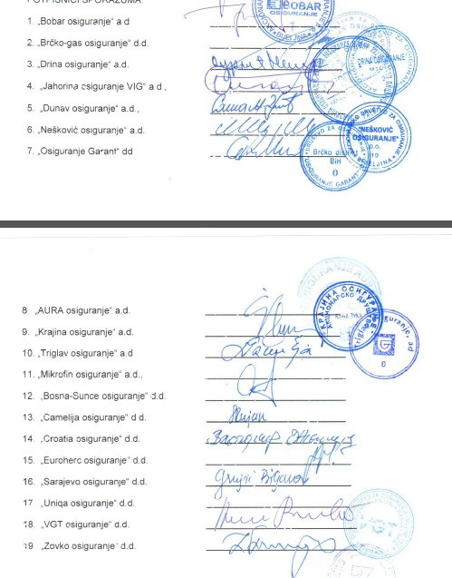potpisnici kodeksa