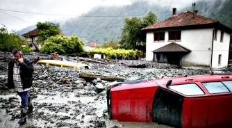 Pomoć za poplavljene čeka Predsjedništvo BiH