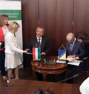 Potpisan Sporazum o saradnji u oblasti poljoprivrede