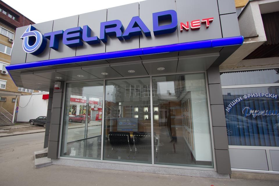 Slovenci nisu kupili Telrad.net