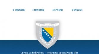 Predstavljena nova internet stranica UIO BiH