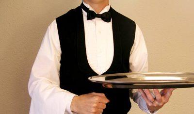 Kelner je dobro plaćeno zanimanje u Austriji