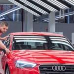 Audi u plusu u 2015, osim u Rusiji i Kini