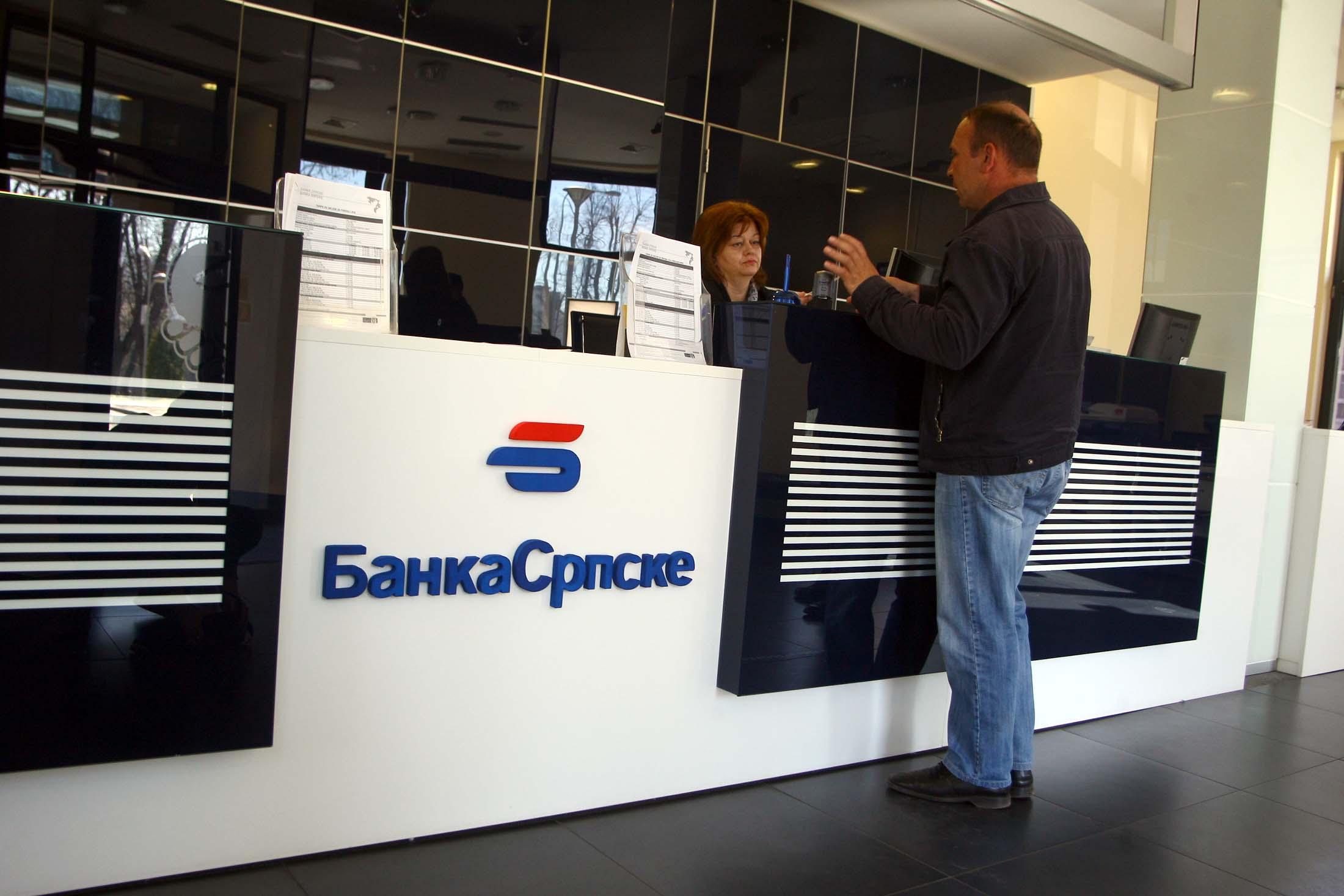 """Vladi i javnim preduzećima u """"Banci Srpske"""" blokirano 57 miliona KM!!!"""