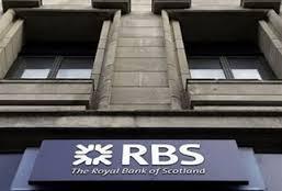 Kraljevska banka Škotske udvostručila kvartalni gubitak