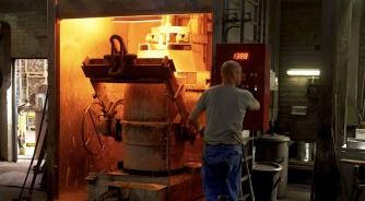 Cvjeta izvoz metalnog otpada