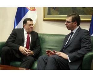Dodik i Vučić sutra će ozvaničiti početak izgradnje mosta kod Bratunca