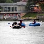 "Startovala Druga rafting regata ""Banjaluka- Beograd"""