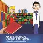 Hypo banka Banja Luka donira 900 knjiga bibliotekama stradalim u poplavama