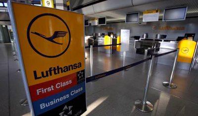 Lufthansa objavila pad kvartalnog profita