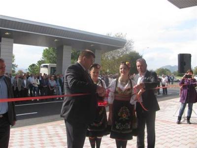 U Trebinju otvoren objekat autobuske stanice