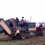 Stali svi radovi u poljoprivredi